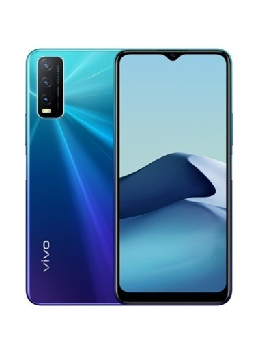 Vivo Vıvo Y20S 4/128Gb Akıllı Telefon Obs,SYH Mavi